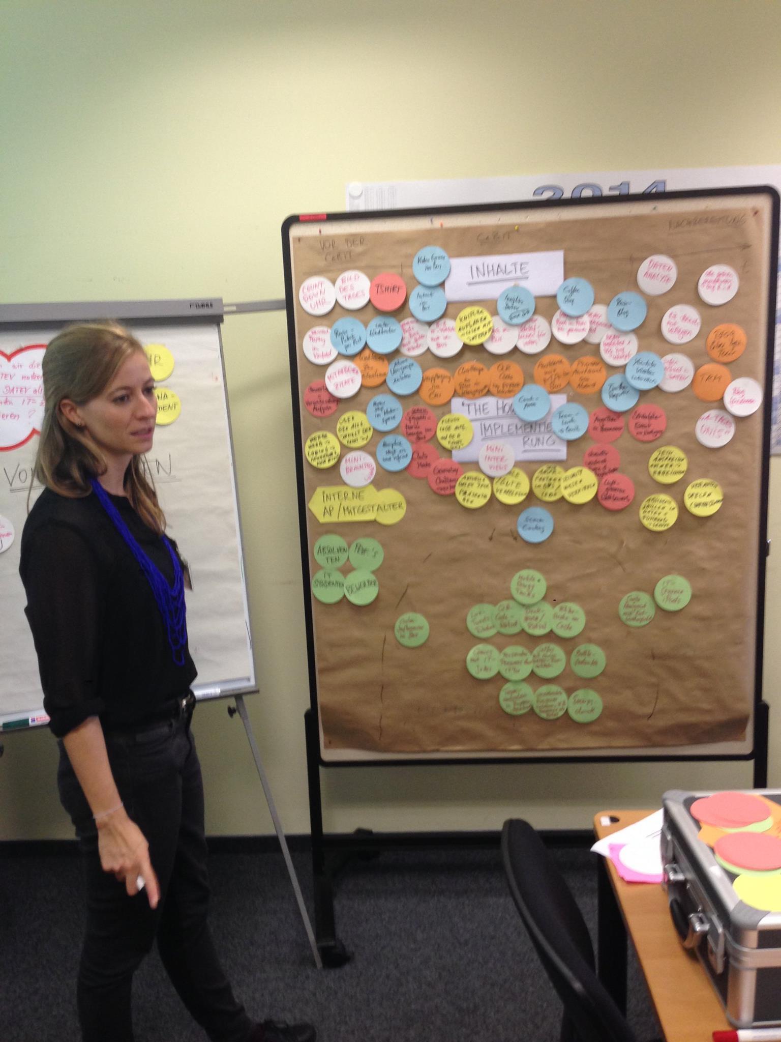 HR Jam – design thinking workshop