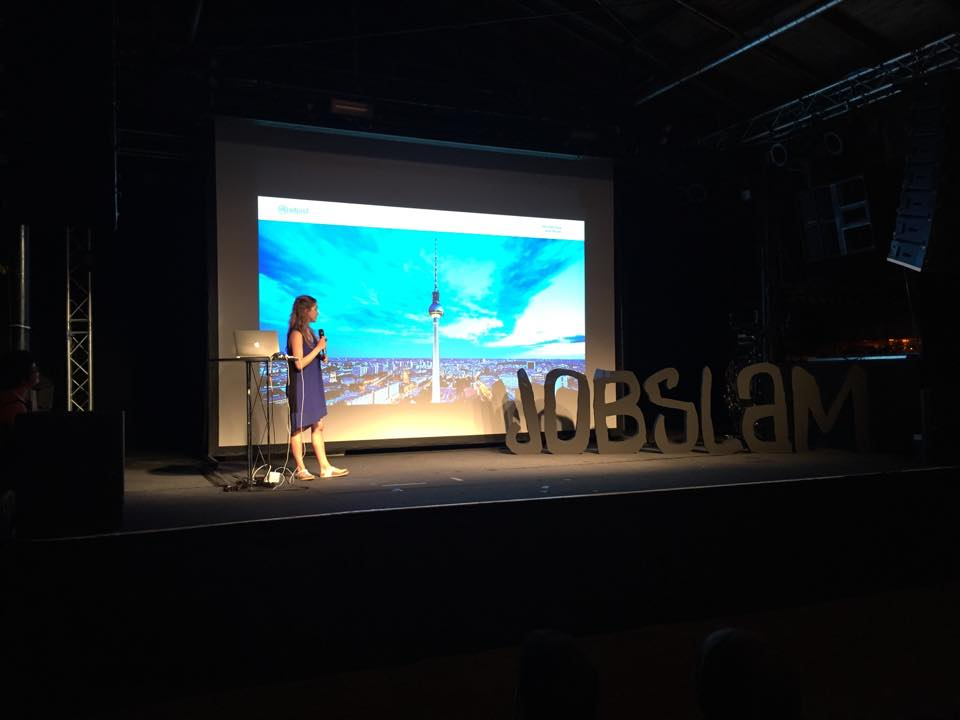 JobSlam – for global talents