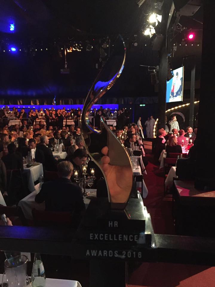 young targets gewinnt HR Excellence Awards 2016!