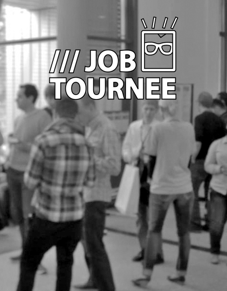IT-Jobtournee Frankfurt 2020